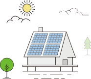 residential solar module projects
