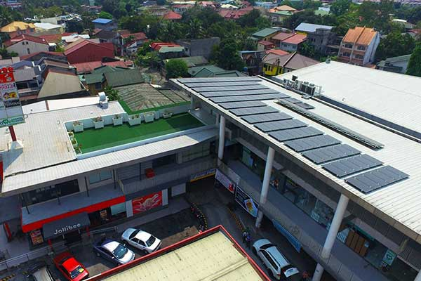 THE GREEN SOLAR TRIP OF JOLLIBEE FRIED CHICKEN SHOP