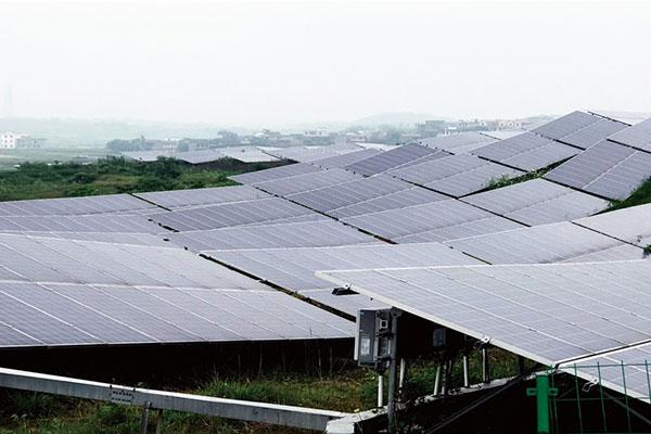湖南太陽光発電所