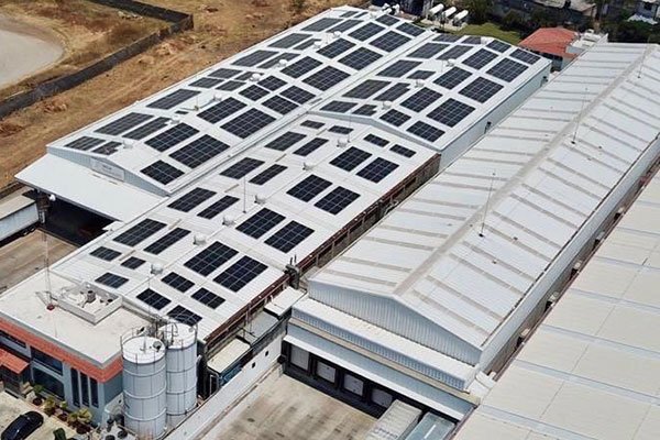 メキシコ産業用屋根プロジェクト